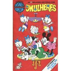 Disney Especial Reedição 4 (1981) As Mulheres