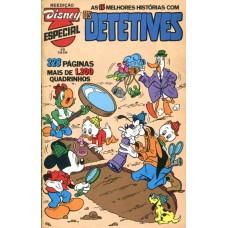 Disney Especial Reedição 10 (1982) Os Detetives