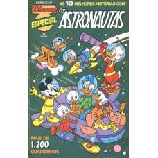 Disney Especial Reedição 11 (1982) Os Astronautas