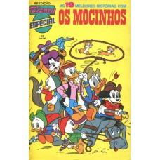 Disney Especial Reedição 12 (1982) Os Mocinhos