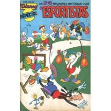 Disney Especial Reedição 13 (1982) Os Esportistas