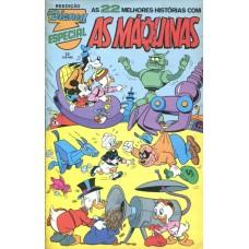 Disney Especial Reedição 15 (1983) As Máquinas