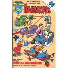 Disney Especial Reedição 18 (1983) Os Inventores