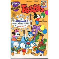 Disney Especial Reedição 55 (1989) Festas