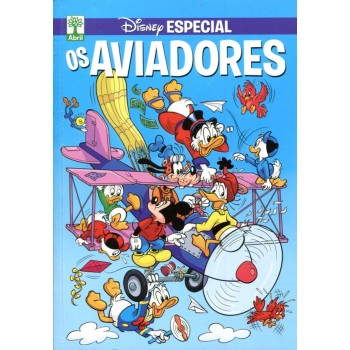 Disney Especial Os Aviadores (2016)