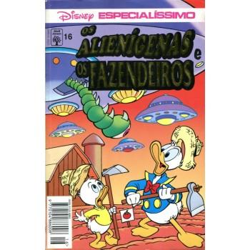 Disney Especialíssimo 16 (1995)