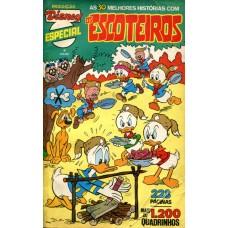 Disney Especial Reedição 9 (1982) Os Escoteiros