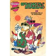 Disney Especial Reedição 50 (1989) Os Turistas