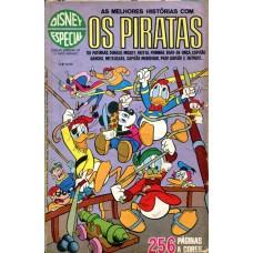 Disney Especial 21 (1976) Os Piratas