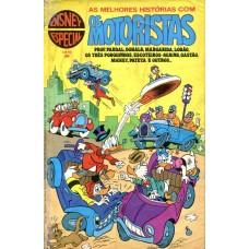 Disney Especial 50 (1980) Os Motoristas