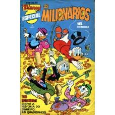 Disney Especial Reedição 8 (1982) Os Milionários