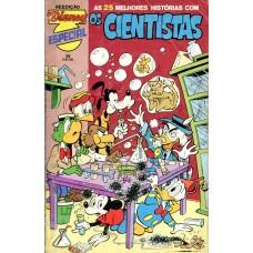 Disney Especial Reedição 26 (1985) Os Cientistas