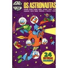 Disney Especial 12 (1974) Os Astronautas