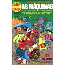 Disney Especial 16 (1975) As Máquinas