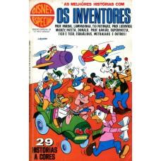 Disney Especial 19 (1975) Os Inventores