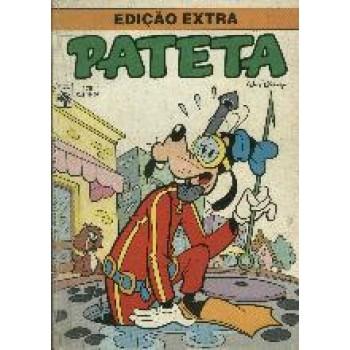 24885 Edição Extra 175 (1987) Pateta Editora Abril