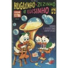 29419 Edição Extra 71 (1976) Huguinho Zezinho e Luisinho Editora Abril