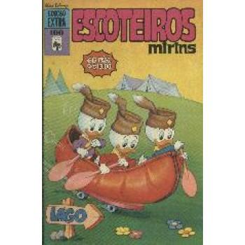 29435 Edição Extra 100 (1979) Escoteiros Mirins Editora Abril