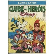 29453 Edição Extra 173 (1987) Clube dos Heróis Disney Editora Abril