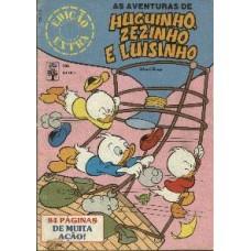 30878 Edição Extra 194 (1990) Huguinho Zezinho e Luisinho Editora Abril