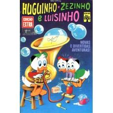 Edição Extra 71 (1976) Huguinho, Zezinho e Luisinho