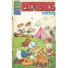Edição Extra 77 (1977) Escoteiros Mirins