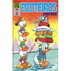 Edição Extra 90 (1978) Escoteiros Mirins