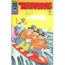 Edição Extra 92 (1979) Os Metralhas