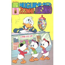 Edição Extra 96 (1979) Huguinho, Zezinho e Luisinho