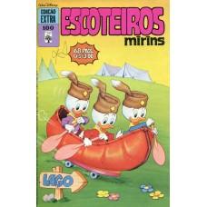 Edição Extra 100 (1979) Escoteiros Mirins