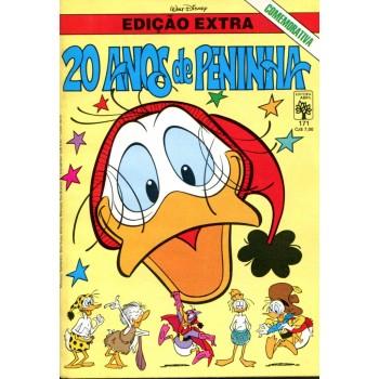 Edição Extra 171 (1986) 20 Anos do Peninha