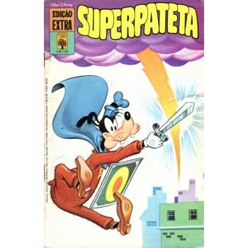Edição Extra 81 (1978) Superpateta