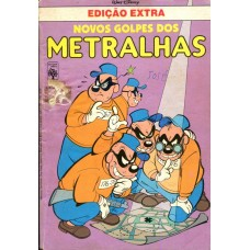 Edição Extra 177 (1987) Novos Golpes dos Metralhas