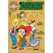 Edição Extra 182 (1988) Os Adolescentes