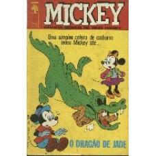 24593 Mickey 230 (1971) Editora Abril