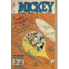 27073 Mickey 216 (1970) Editora Abril
