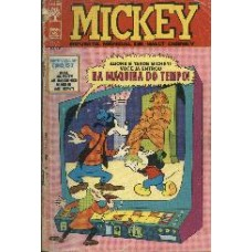 29141 Mickey 235 (1972) Editora Abril
