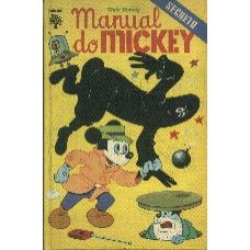 29463 Manual do Mickey (1973) Editora Abril