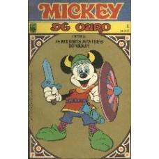 29538 Mickey de Ouro 1 (1979) Editora Abril