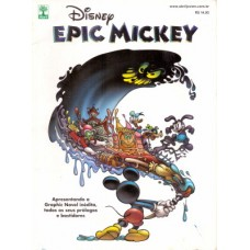 36299 Epic Mickey 1 (2011) Editora Abril
