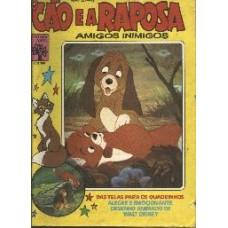 17081 O Cão e a Raposa (1982) Editora Abril