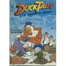 29401 Duck Tales 11 (1989) Editora Abril
