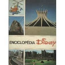 30701 Enciclopédia Disney 1 (1972) Editora Abril