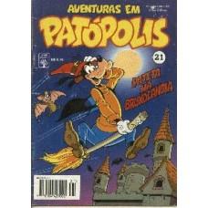 30867 Aventuras em Patópolis 21 (1994) Editora Abril