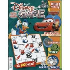 31048 Disney Game Especial 1 (2011) Editora Alto Astral