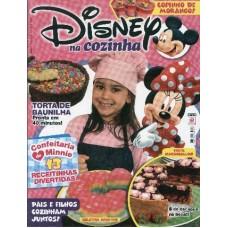 31049 Disney na Cozinha 4 (2012) Editora Alto Astral