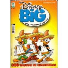 35654 Disney Big 4 (2010) Editora Abril