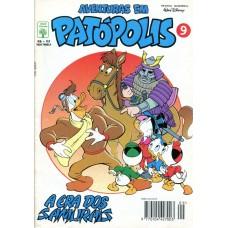 Aventuras em Patópolis 9 (1994)