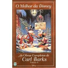O Melhor da Disney 8 (2004) As Obras Completas de Carls Barks