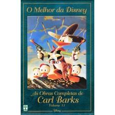 O Melhor da Disney 11 (2005) As Obras Completas de Carls Barks